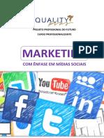 Marketing em Mídias Sociais