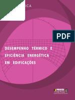 (Livro) BARROSO-KRAUSE, C. - Desempenho Térmico e Eficiência Energética em Edificações