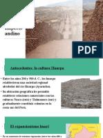 CC SS 1° - LECCIÓN 17 - Huari el primer Imperio andino.pptx