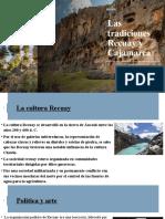 CC SS 1° - LECCIÓN 16 - Las tradiciones Recuay y Cajamarca.pptx