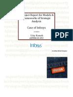 Strategic Management Case Analysis-Infosys