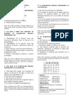 Preguntas PDD Programacion Dinamica Deterministica