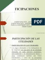 PARTICIPACION A