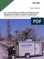 Sulzer Turn Around Services (TAS)