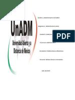 admin activa u2 act evidencias u2