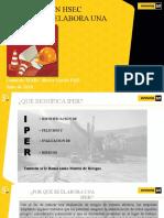 Capacitación IPER 2018