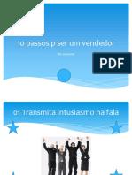 10passospserumvendedorsucesso-130307130101-phpapp02