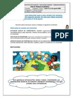 2P Guía 5 - 4o. Ciencias Sociales
