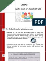 PROGRAMACION WEB U1