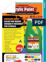 Camartech Painting Products 2011