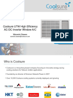 Coolsure UTW High Efficiency AC-DC Window Airconditioner Presentation.pdf
