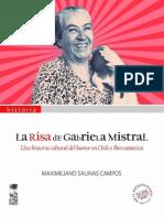Salinas Campos Maximiliano - La Risa De Gabriela Mistral