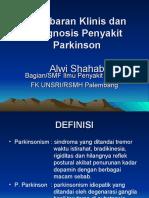 Gambaran Klinis dan Diagnosis Penyakit Parkinson