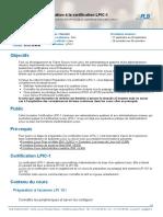 LPIC1 - PLB