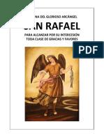 Novena a San Rafael Arcángel 2