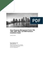 Cisco Firepower management_center