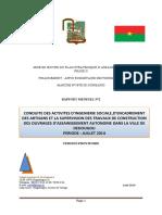 rapport mensuel Dédougou du 16 Aout à envoyer 2, mois de Juiller