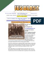 Blues Blast Magazine - January 20, 2011