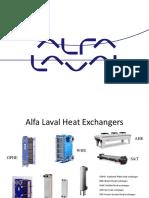 Product Range Alfa Laval