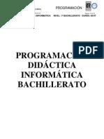 infor-bachillerato