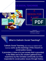 OVERVIEW OF THE SOCIAL ENCYCLICALS