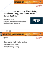 Sinclair_Charge Pump and Loop Flush Sizing