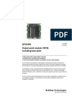 AFO5100 Output Module