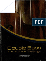 Double Bass - The Ultimate Challenge - Jeff Bradetich