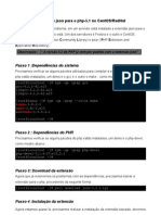 instalando_json_para_php_no_CENTOS_e_REDHAT