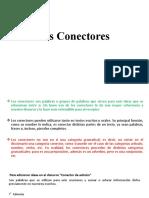 Los conectores Dipositivas