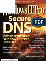 Windows IT Pro - August 2010-TV