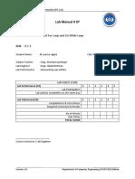 Lab#7 Pf 2019 CPE 27 USAMA Saghar