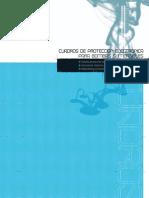 Cuadros de protección electrónicas para bombas sumergibles