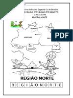 ATIVIDADES 10-08 A 14-08  de Brasília PDF