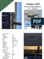 FSX Airbus A321