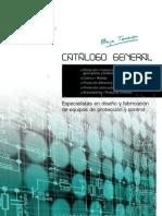 Catálogo general baja tensión