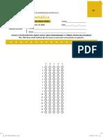 AAP - Matemática - 2ª série do Ensino Médio
