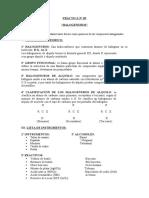 Practica Nº 05 Organica