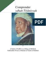 Comprender la Faydhah Tiÿâniyyah