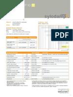 Data Sheet Sylodamp SP 10 EN