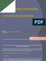 Punto_de_equilibrio - Analisis metodos de calculo