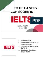 File Materi Kelas IELTS