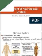 Assessment of Neurological System-Elie