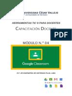 Módulo 04 Classroom