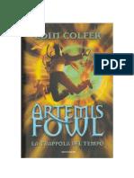 6 - Eoin Colfer - Artemis Fowl - La trappola del tempo