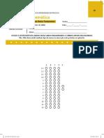 AAP - Matemática - 3º ano do Ensino Fundamental 2020