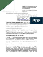 SUMILLA. MODELO DE RECURSO DE APELACION