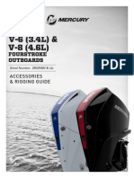 34 V-6 and 46 V-8 Accessories and Rigging Guide 2018