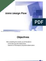 Ch3 3.1 03xilinx Design Flow ISE 2003