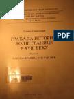 Slavko Gavrilovic - Gradja Za Istoriju Vojne Krajine u XVIII Veku - Knjiga 2 - Banska Krajina XVII-XVIII Vek